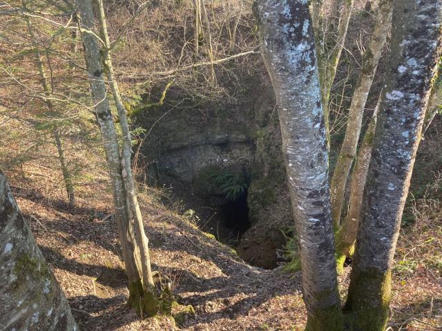 Raquetteurs et skieurs